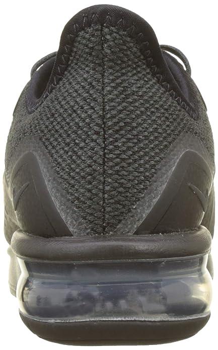 Running Wmnsair 3Zapatillas De Sequent MujerNegro Para Nike Max EI29WHD
