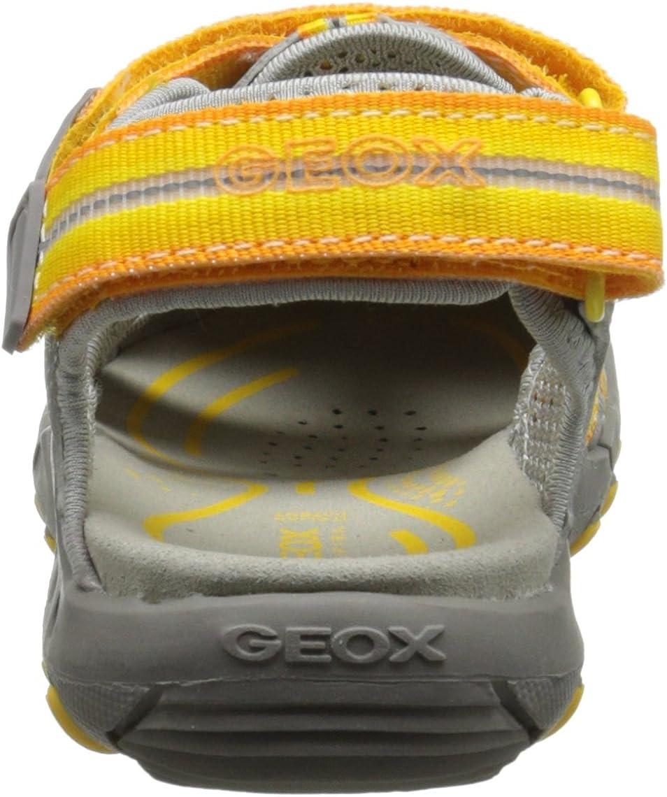 Amazon.com: Geox Junior Kyle 5 Vestido Sandalia (Toddler ...