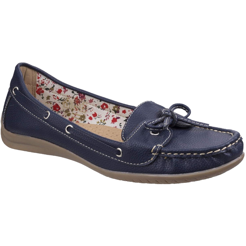 Fleet /& Foster Femme Chaussures Bateau Alicante