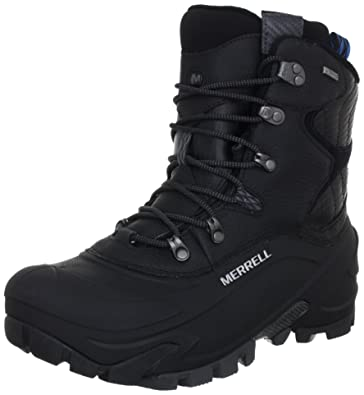 683a85da634 Amazon.com | Merrell Men's Noresehund Alpha Waterproof Cold Weather ...