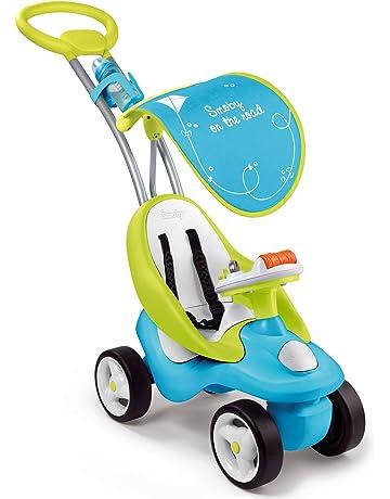 89dc9f79121 Smoby - 720101 - Porteur Enfant Evolutif 2 en 1 Bubble Go - Bleu