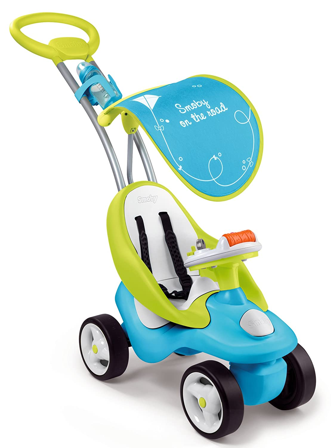 Smoby 720101 - Bubble Go, blau 7600720101