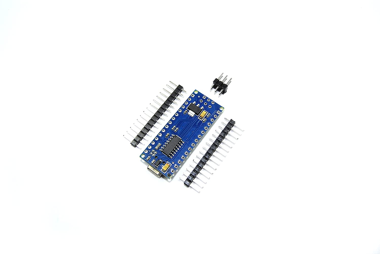 Nano atmega168 Junta 5 V 16 mhz V3 CH340 (Compatible con Arduino ...