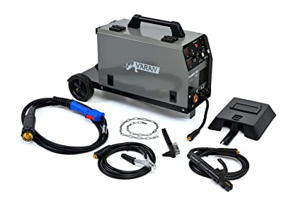 Varan Motors var de migmma160 Mig MMA 200 A Inverter dispositivo de luz arco sudor portátil