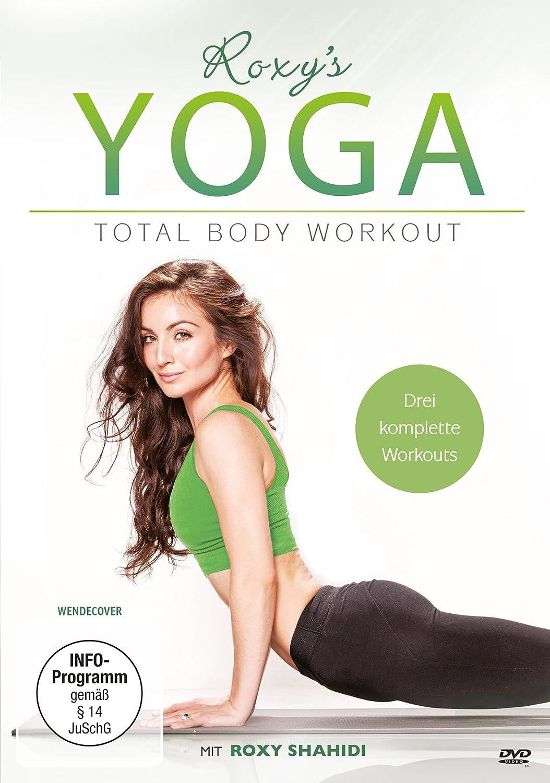 Roxys Yoga Total Body Workout [DVD]: Amazon.es: Roxy ...