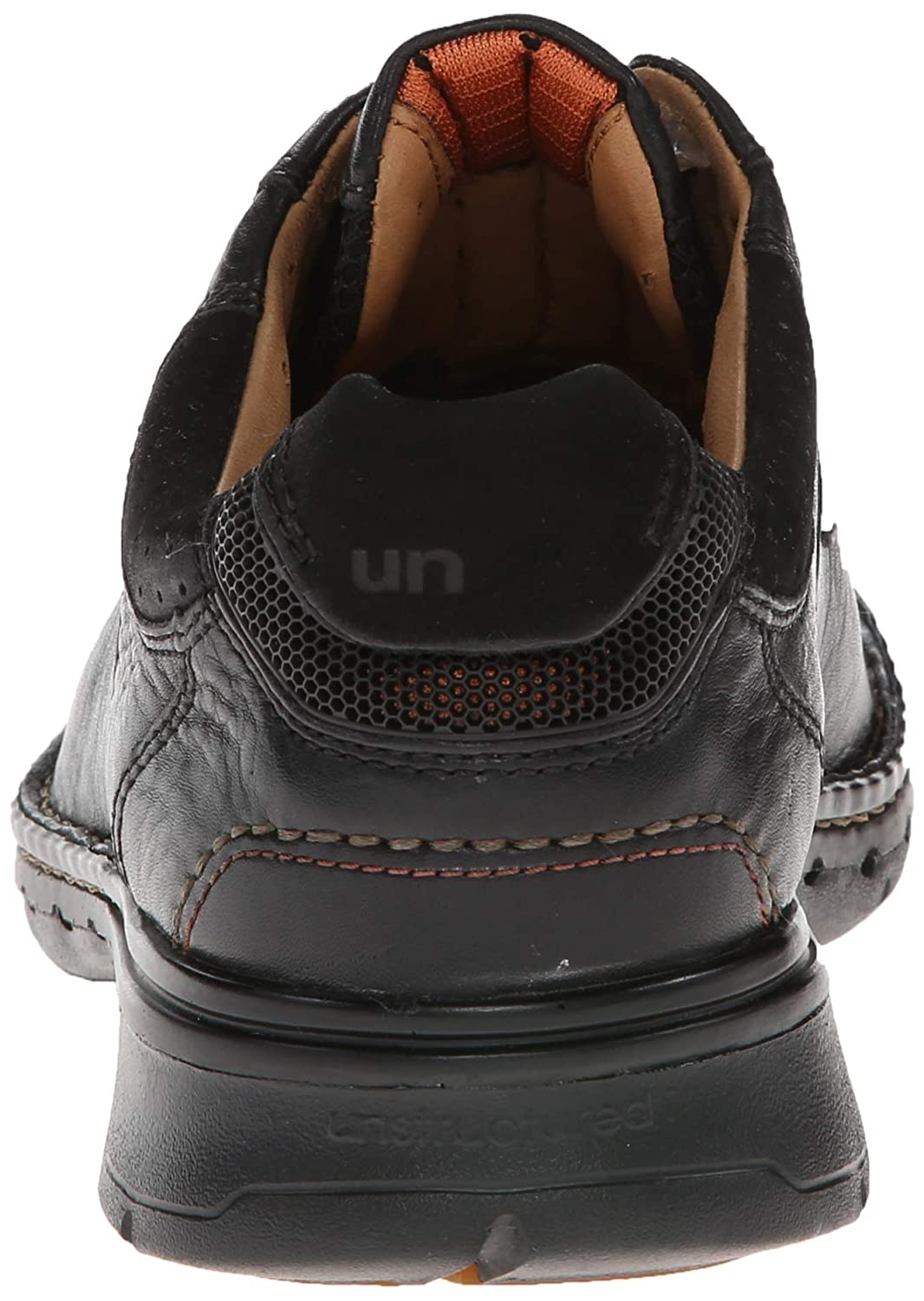 Clarks Unstructured Mens Un.Bend Casual Oxford