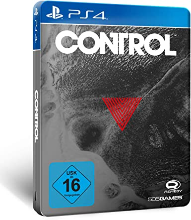 Control Deluxe Edition - Future Pack - PlayStation 4 [Importación alemana]: Amazon.es: Videojuegos