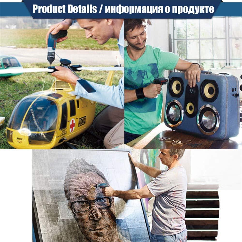 Bosch Ixo Iii Destornillador inal/ámbrico profesional de 3.6V Led de iones de litio Bosch Ixo 3 TwoCC Electr/ónica de consumo
