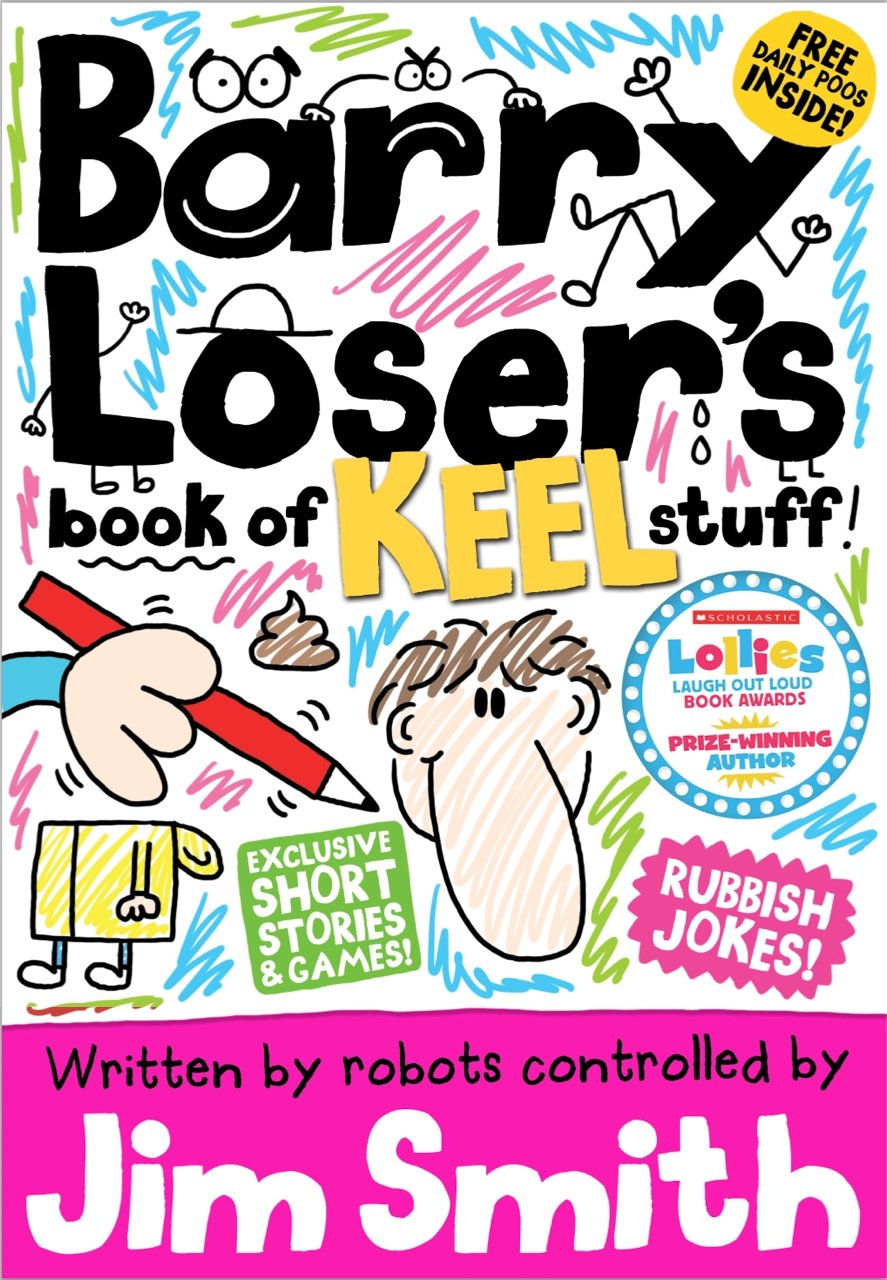 Barry Loser's book of keel stuff: Amazon co uk: Jim Smith: Books