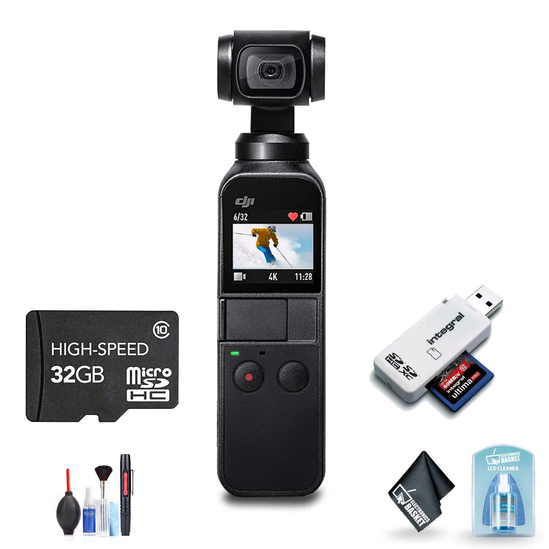 DJI Osmo ポケットジンバル + クリーニングキット Osmo Pocket Pro Kit B07MGS4HJW