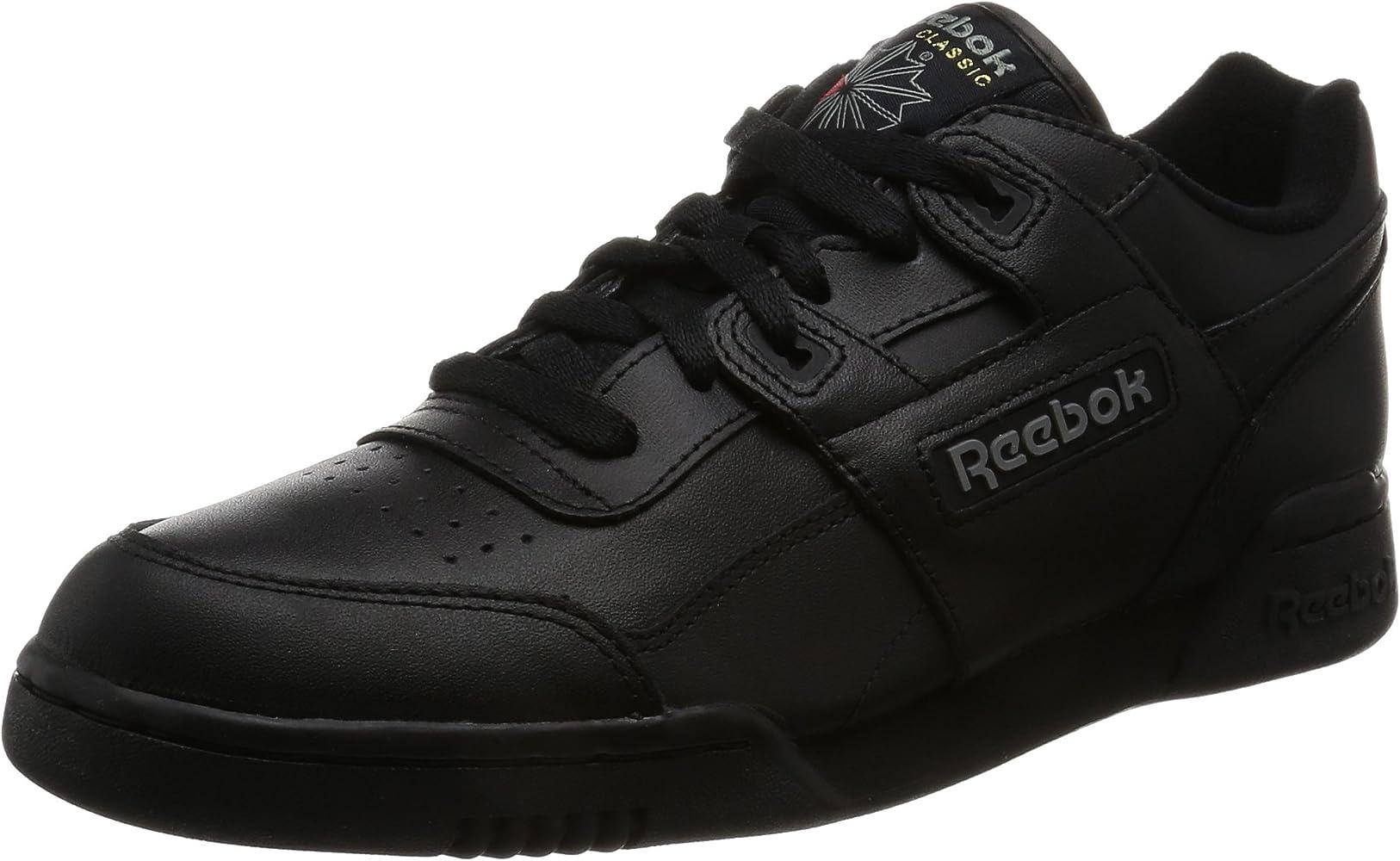 calidad de marca clásico tienda del reino unido Reebok Workout Plus, Zapatillas de Deporte para Hombre