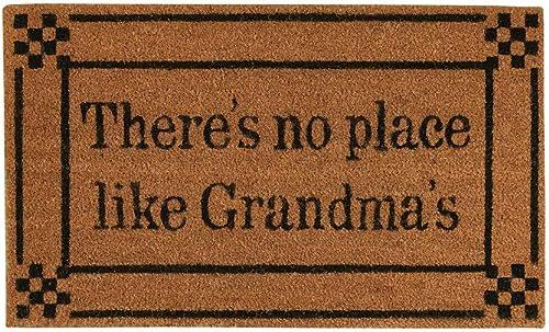 Park Designs No Place Like Grandmas Doormat