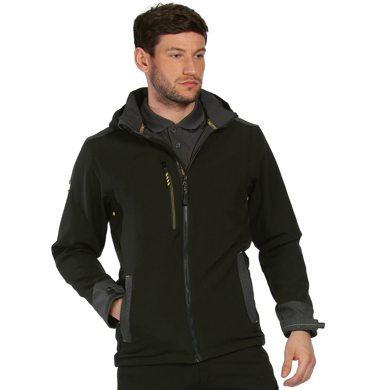 Regatta Mens Professional Enforcer Water Repellent Windproof Softshell Jacket