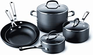 product image for Calphalon Simply Calphalon Hard-Anodized Nonstick 8-Piece Cookware Set