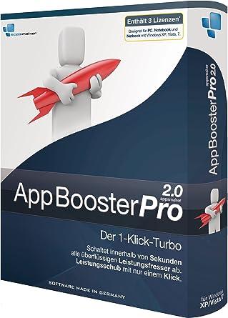 appsmaker AppBooster Pro 2.0 [Importación alemana]