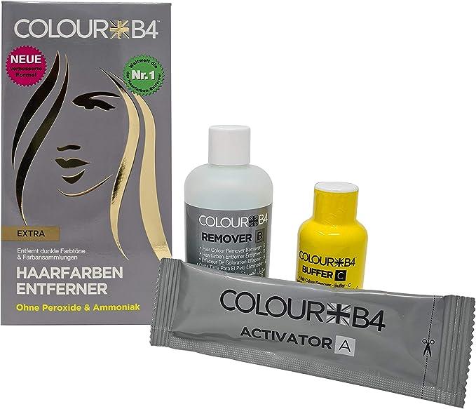 Colour B4 extra pelo limpiador de colores, 1er Pack (1 x 180 ml) importacion aleman