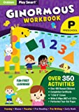 Play Smart Ginormous Workbook - Preschool Ages 2-4: At-Home Activity Workbook