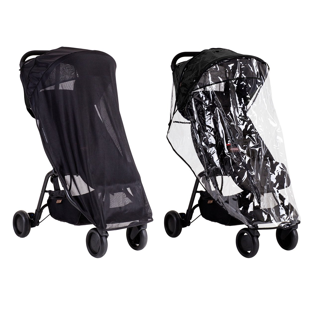 Amazon.com : Mountain Buggy Nano All Weather Cover Pack : Baby