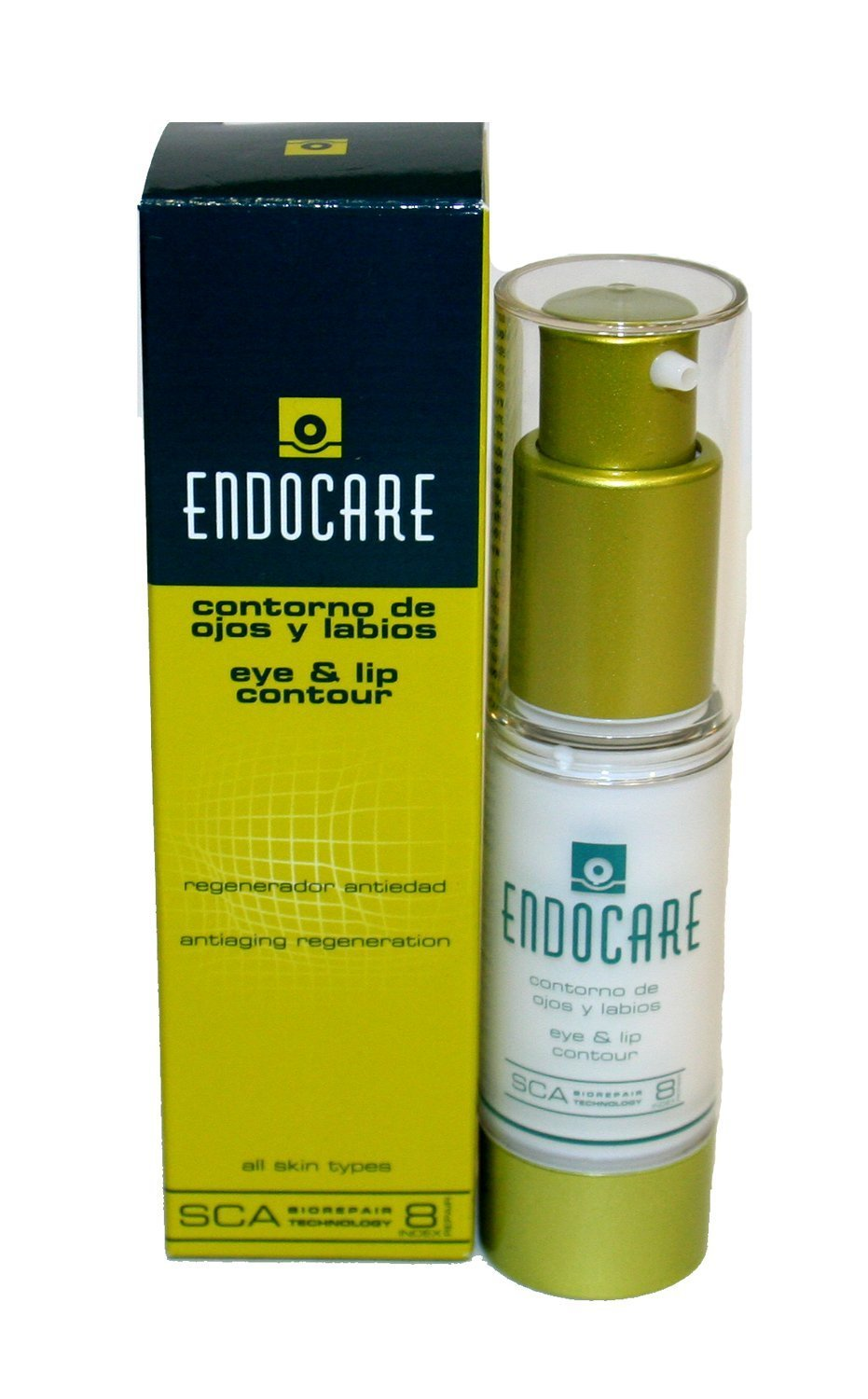 Endocare Lip and Eye Contour 15ml 1388