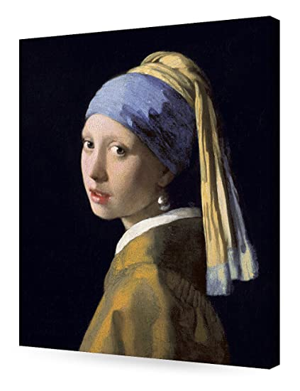 a67a2888ce5 Image Unavailable. Image not available for. Color  DECORARTS - Girl with A Pearl  Earring