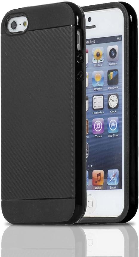 custodia carbon iphone 5s
