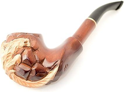 Souvenir smoking pipe Tobacco pipes Wood carving Smoking pipes Smoking pipe Wooden pipes Wood pipes Long smoking bowl Long wooden pipe