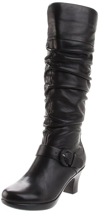 0a84e5065d7 Dansko womens brinkley knee high boot black jpg 323x695 Brinkley boot