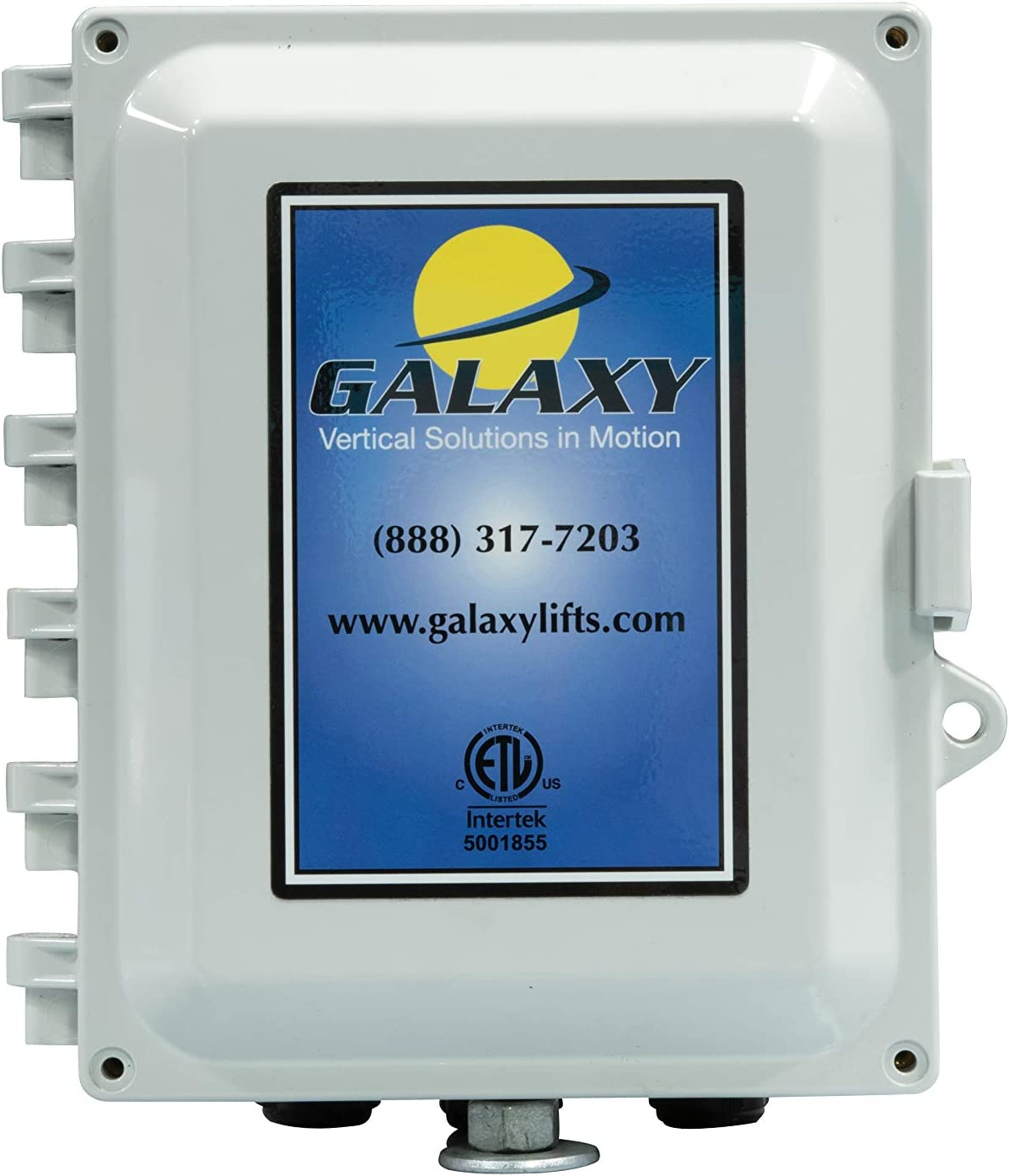 Boat Lift Control Box - Dual Motor Boat Lift Remote MOMENTARY TILT - by Galaxy