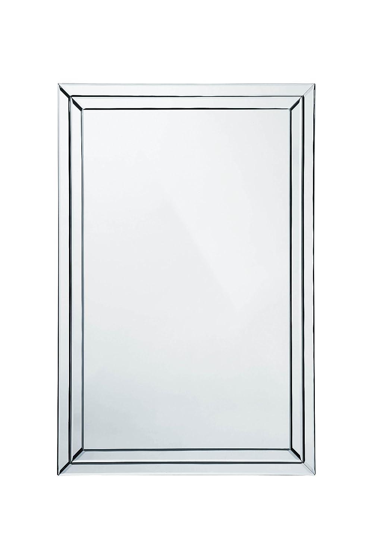 Premier Housewares 1101287 Specchio da Parete, Argento 1101287_Silver specchi; parete