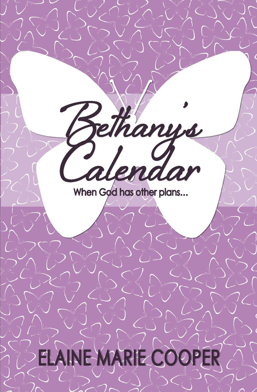 Bethany's Calendar pdf epub