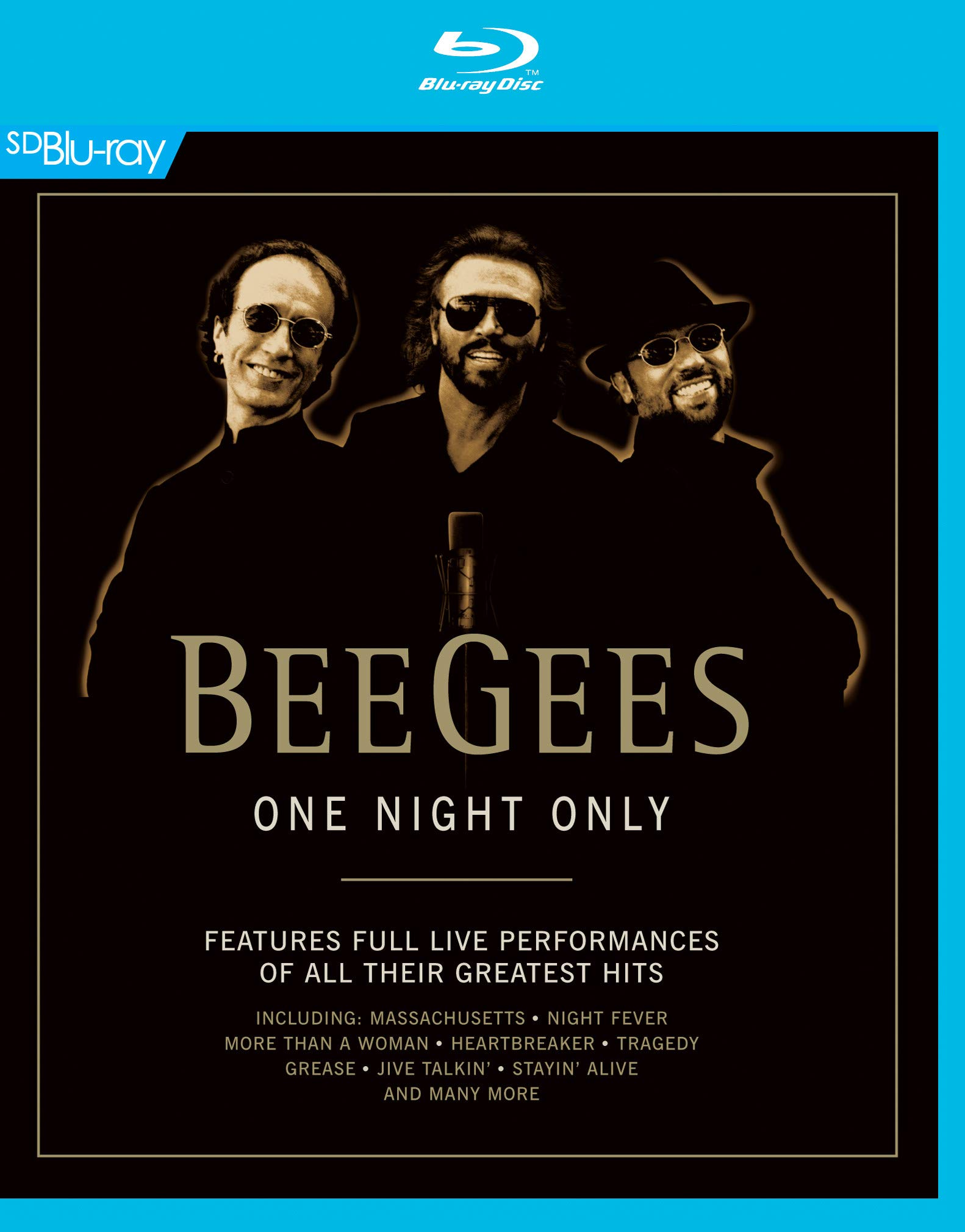 Bee Gees-One Night Only [Blu-ray]