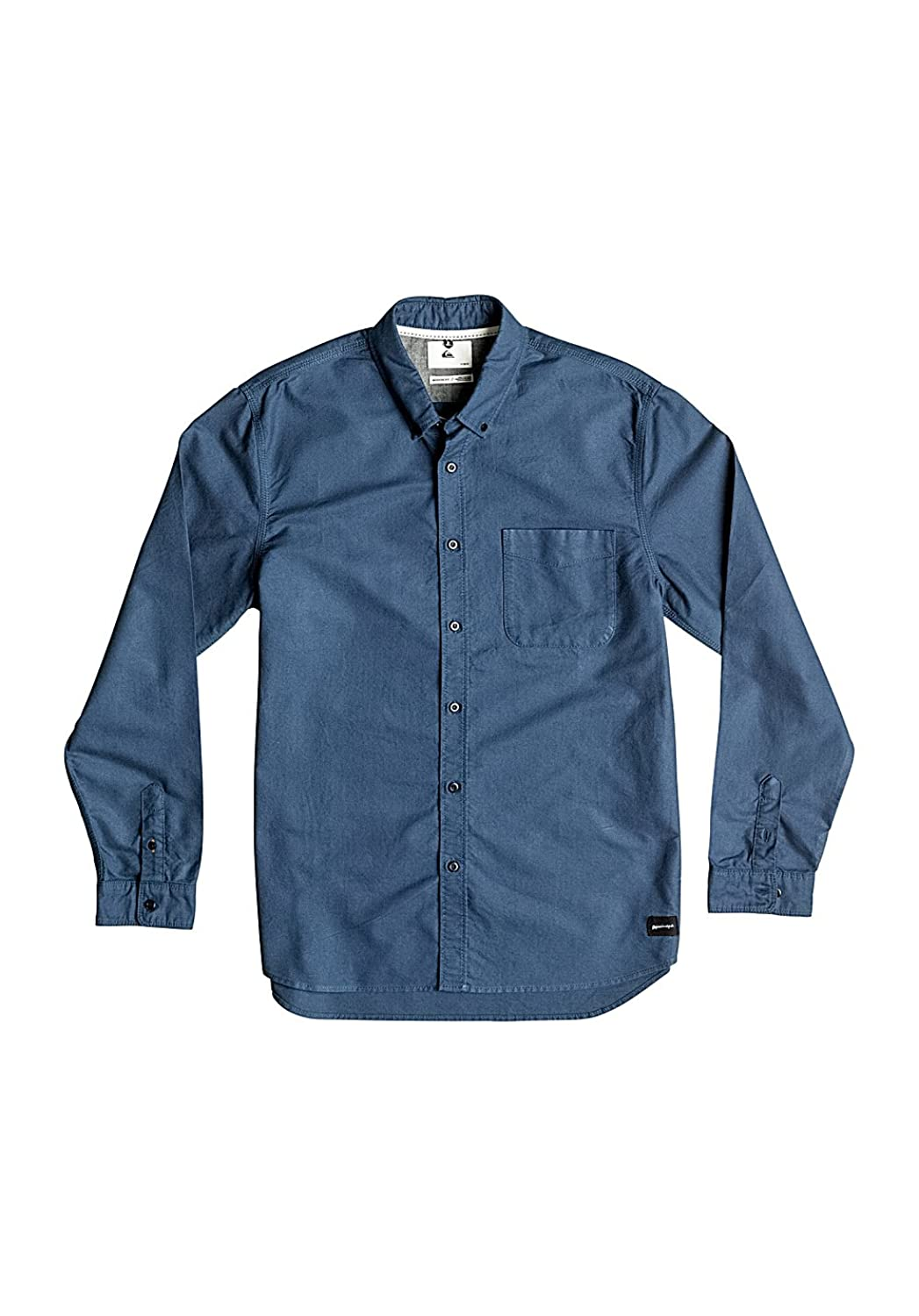 Herren Hemd lang Quiksilver The Oxford Shirt LS