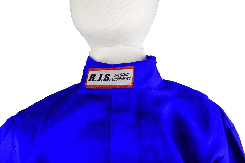 Racerdirect Youth 2 Piece FIRE Suit Racing Jacket /& Pants Size 6 RJS Racing SFI 3.2A//1 Kids