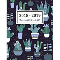 Planner July 2018-December 2019: Two Year - Daily