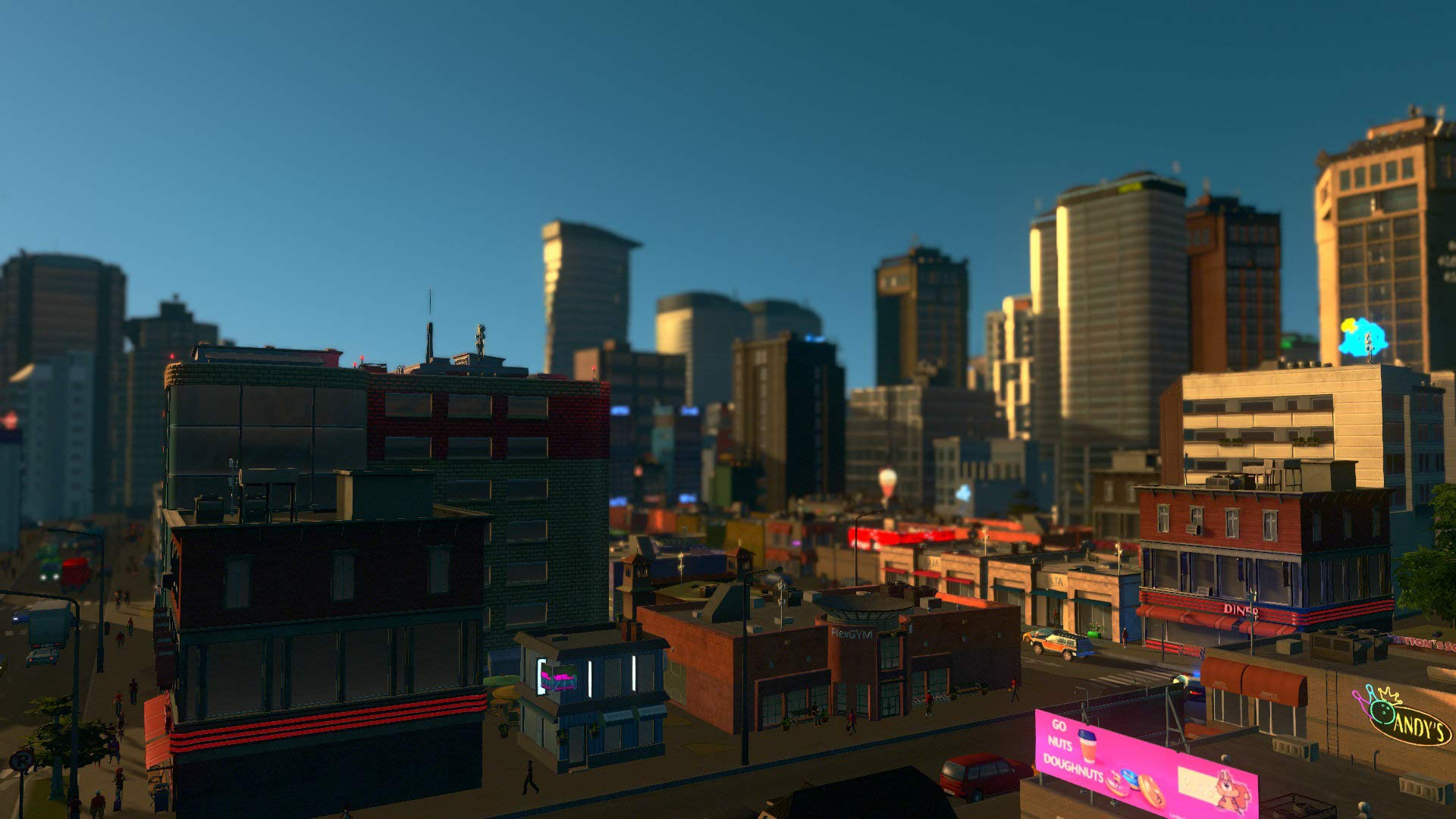 Cities Skylines - Xbox One Edition (Xbox One) by Tantalus Media (Image #3)