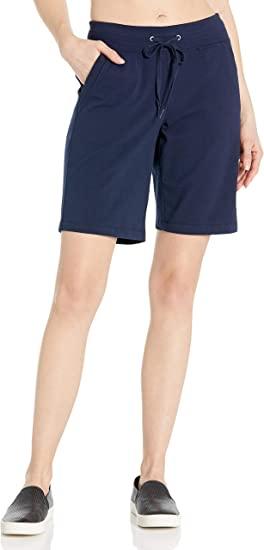 Danskin Womens Essential Bermuda Short