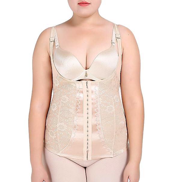 5f1a3eeb9ef Paz Wean Bodyshapers Shape Wear Plus Size Shapewear For Women 4X Tank Top  Underbust Underwear