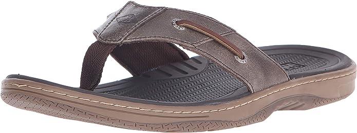 Sperry Mens Baitfish Thong Sandals