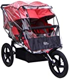 Amazon Price History for:Tike Tech Double All Terrain X3 Sport All Season Stroller Cover