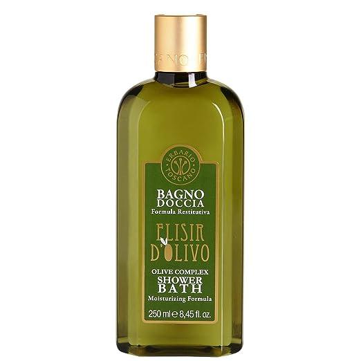 ERBARIO TOSCANO Shower Bath with Olive Complex 250 ml