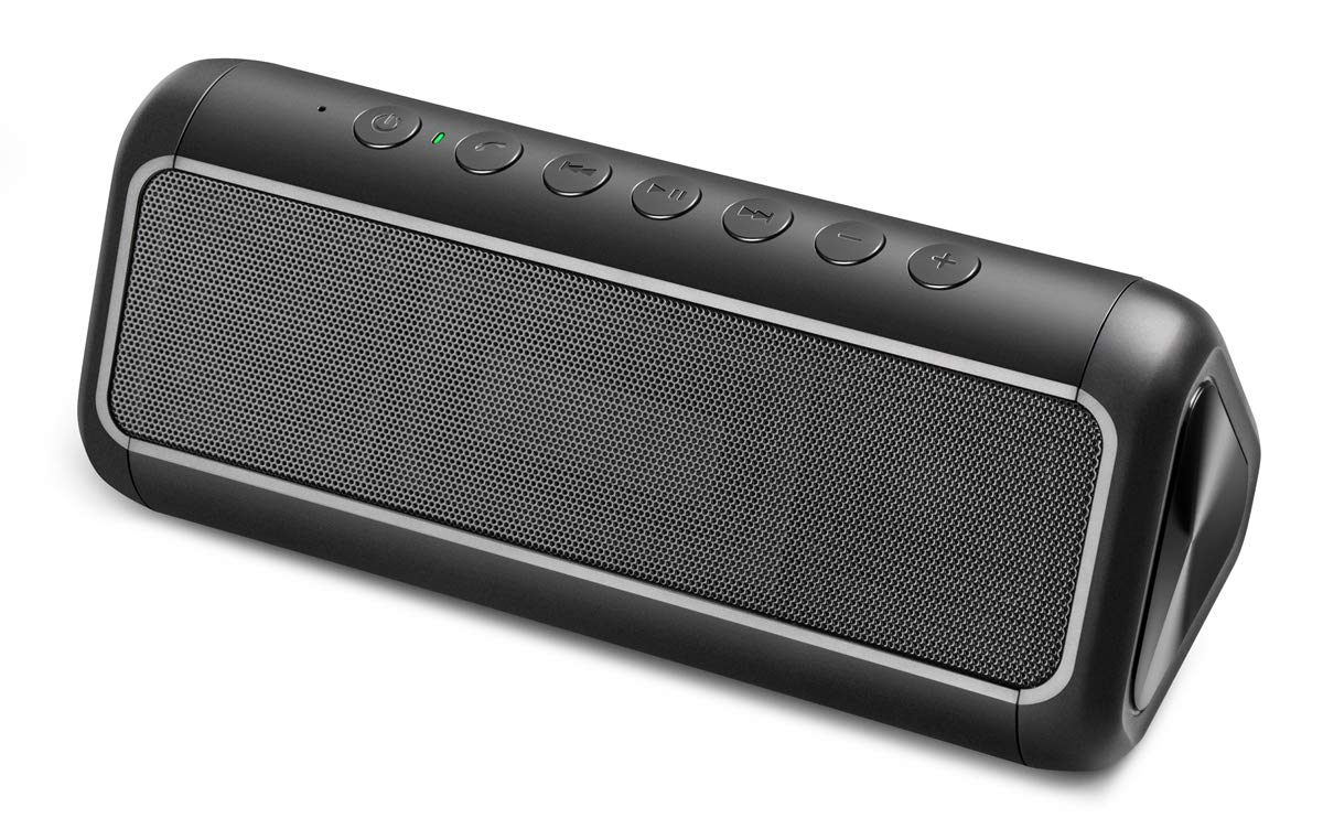 Soluser Solar Portable Wireless Speaker Bluetooth - 12W