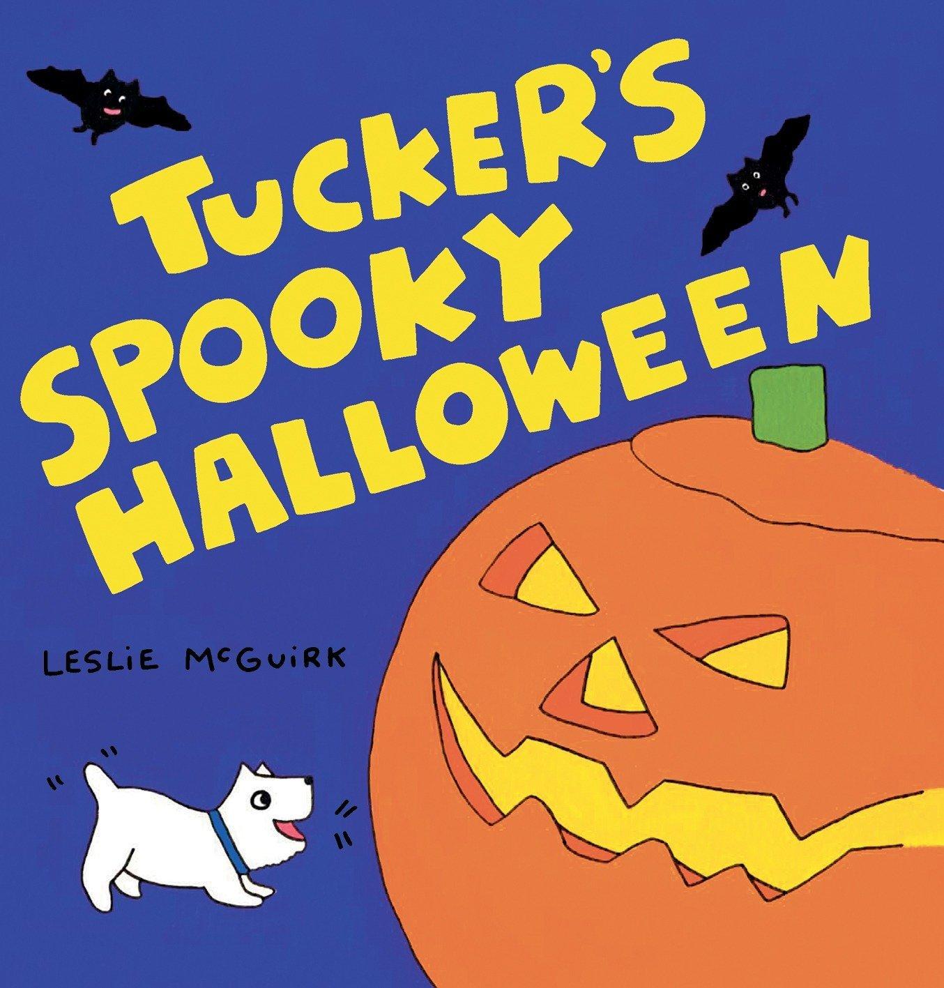 Tucker's Spooky Halloween PDF