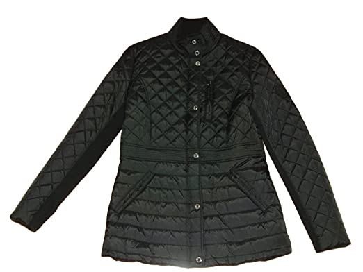 Polo Ralph Lauren - Womens Quilted Jacket - Black - XS
