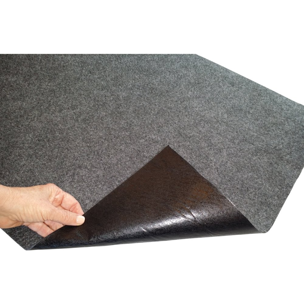 CleanUp Stuff Absorbent Garage Mats 3-by-8-Feet