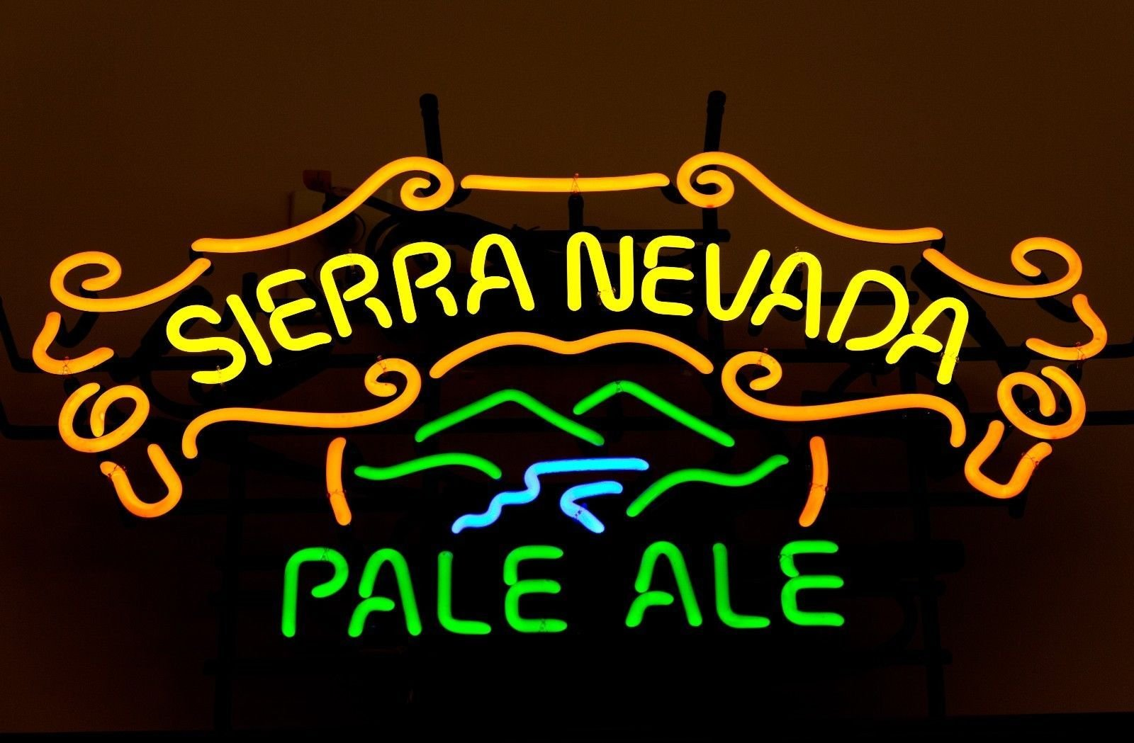 Urby™ 24''x20'' Sierra Nevada PaleAle Neon Light Sign Beer Bar Handicraft SP22