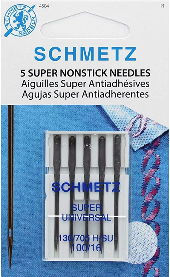 Schmetz Super Nonstick Needles 100//16