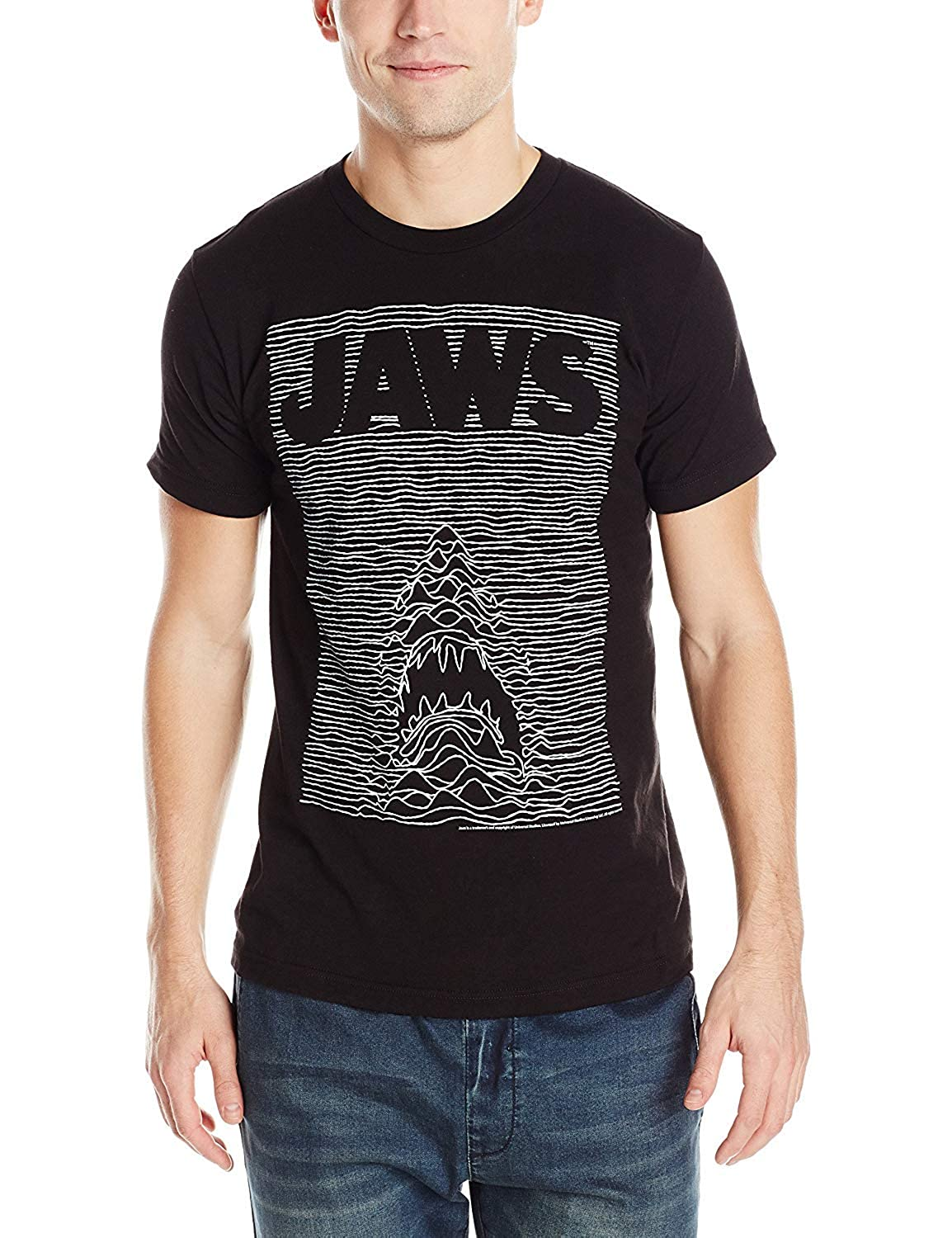 0bd4a6943 American Classics Men s Jaws Movie Jawdivision T-Shirt