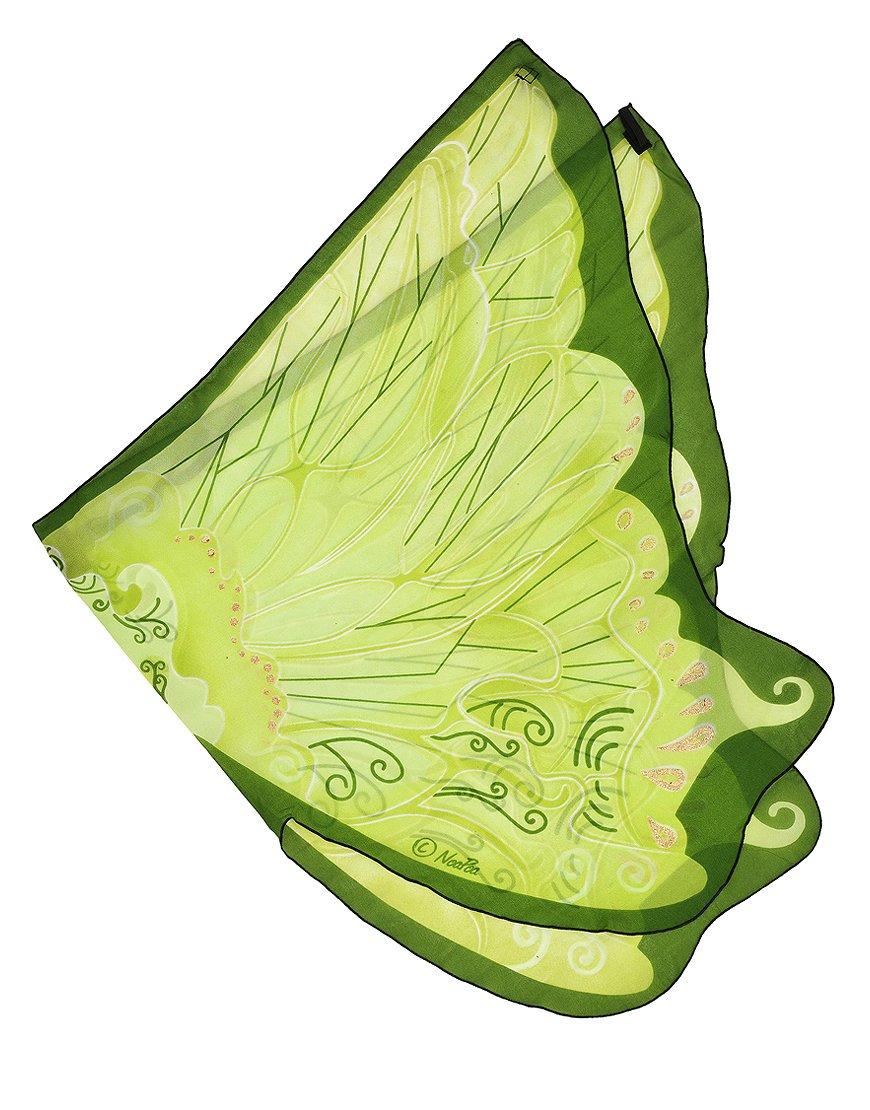 Dreamy Dress-Ups XL 50584 XL Wings, Flü gel, Green Fairy, Elf/Fee grü n NoaPoa