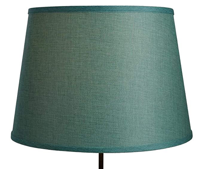 Wisechoice Table Lamp Shade Aqua Linen Works With Uno