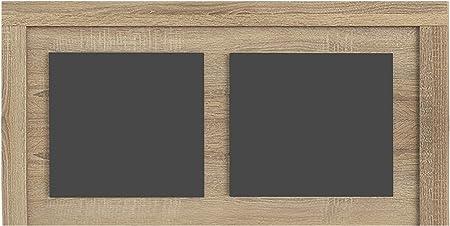 Medidas cabezal: 110 cm (ancho) x 59 cm (alto) x 3 cm (fondo).,Acabado en melamina (grosor 15mm) col